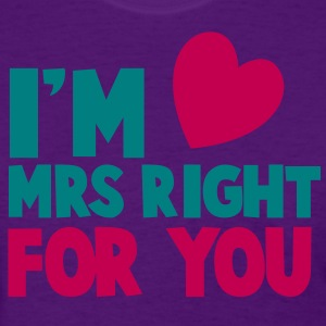 I'm MRS wright for you Women's T-Shirts - Women's T-Shirt