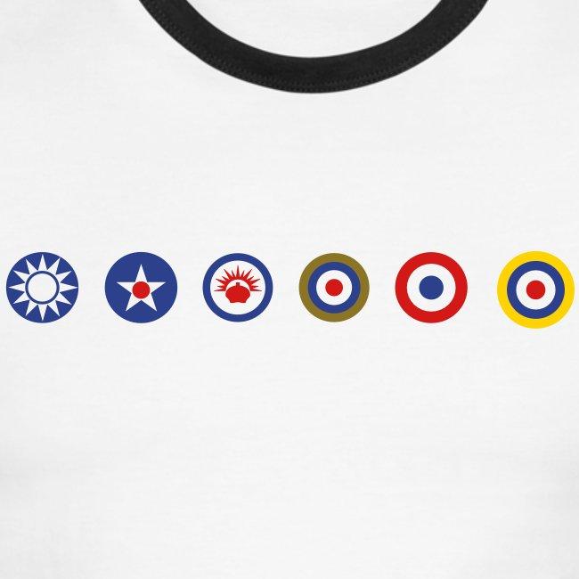 Allies: Allied Logos Tee