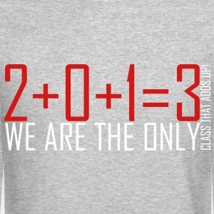 2013 Class Shirt Design Long Sleeve Shirts - Crewneck Sweatshirt