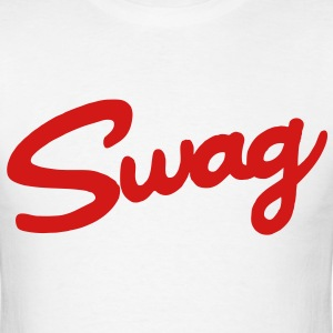SWAG BY CRAZY4TSHIRTS - Men's T-Shirt