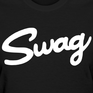 SWAG By Crazy4tshirts Women's T-Shirts - Women's T-Shirt