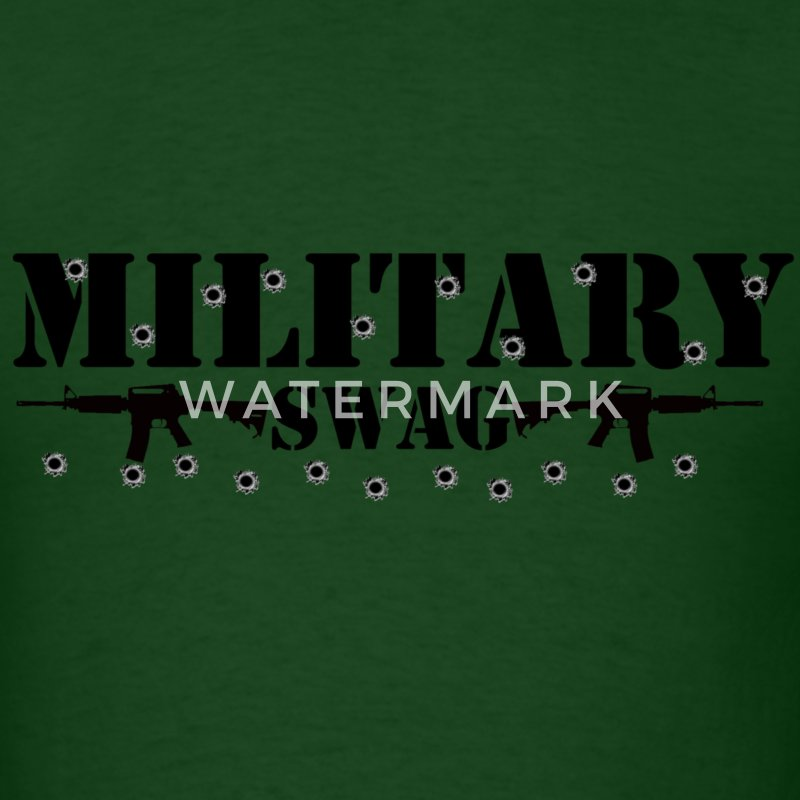 Military SWAG - Men's T-Shirt