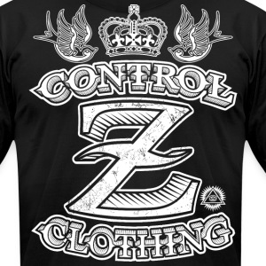 All Over Tattoo Design by Control Z Clothing T-Shirts - Men's T-Shirt by American Apparel