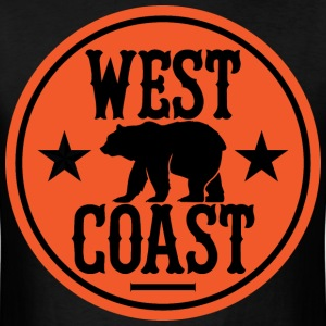West Coast - Men's T-Shirt