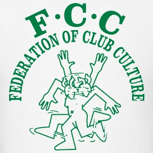 Federation of Club Culture - Men's T-Shirt