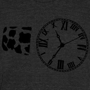 Watch Men's Tri-Blend Vintage T-Shirt by American Apparel - Unisex Tri-Blend T-Shirt