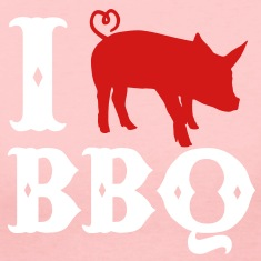 I love BBQ Long Sleeve Shirts