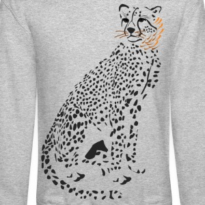 Cheetah - Crewneck Sweatshirt