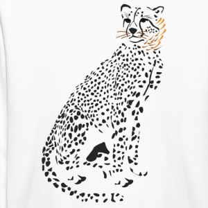 Cheetah - Kids' Long Sleeve T-Shirt