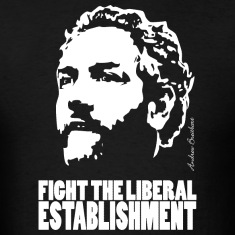 Breitbart - Fight the Liberal Establishment - black