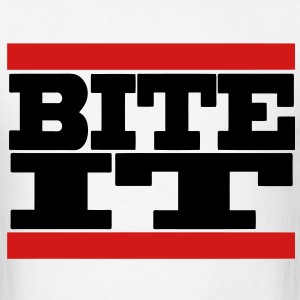 BITE IT Tang T-Shirts - Men's T-Shirt