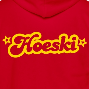 hoeski sexy ladies women design Zip Hoodies/Jackets - Unisex Fleece Zip Hoodie by American Apparel