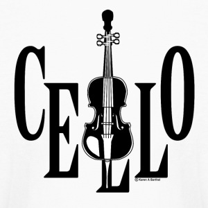 Cello In Cello Kids' Shirts - Kids' Long Sleeve T-Shirt