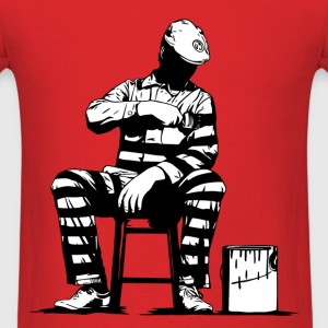 Dolk Prison Painter KCCO - Men's T-Shirt