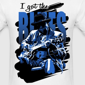 Got the blues T-Shirts - Men's T-Shirt