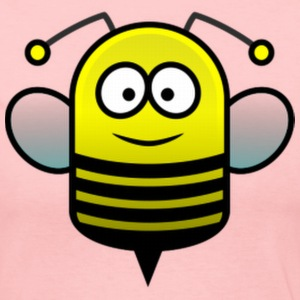 Honey Bee - Women's Long Sleeve Jersey T-Shirt
