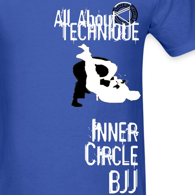 Mens Inner Circle BJJ Technique - Blue