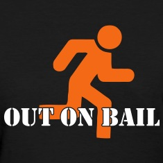Out on Bail T-shirts (manches courtes)