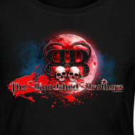 Design ~ Bloodshed Brothers  Womens Long Sleeve