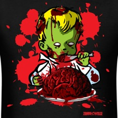 Zombie Baby T Shirt by Zombie House
