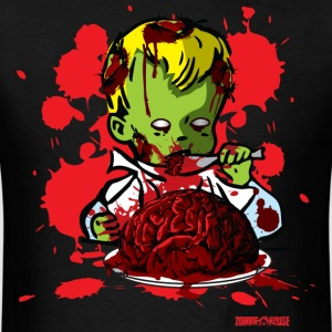 Zombie Baby T Shirt by Zombie House - Men's T-Shirt