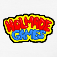 Design ~ Holmade Games Logo Tee