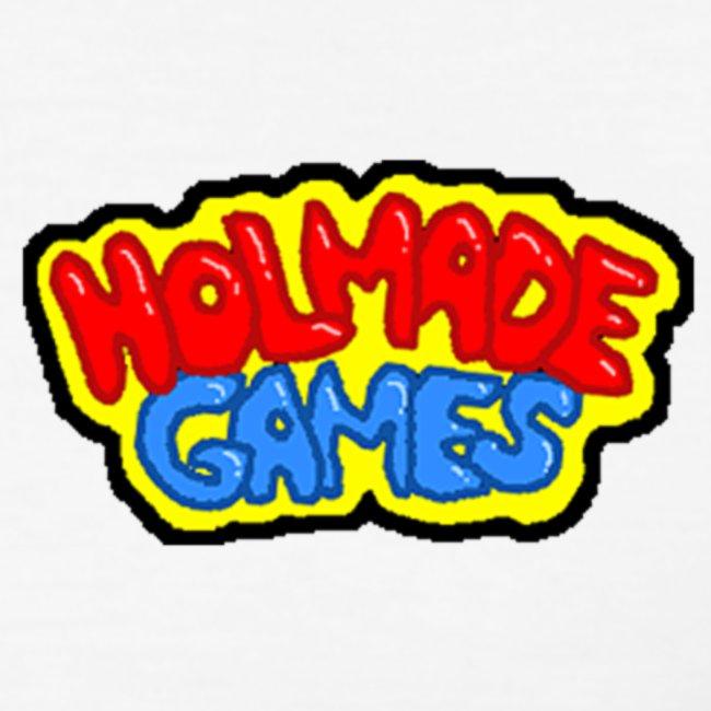 Holmade Games Logo Tee