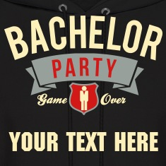 bachelor party Hoodies
