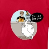 Teapot Wants Coffee - Men's T-Shirt by American Apparel