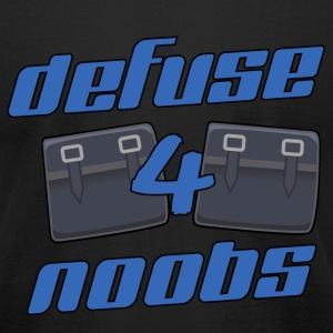 counter-strike defuse 4 noobs - Men's T-Shirt by American Apparel