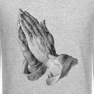 Albrecht Durer – Hands Praying - Crewneck Sweatshirt