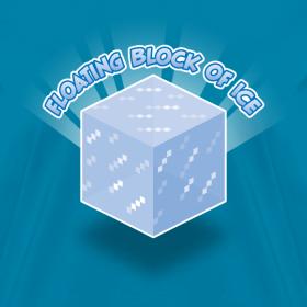 Design ~ Floating Block of Ice Women's
