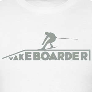 Wakeboard Slider - Men's T-Shirt