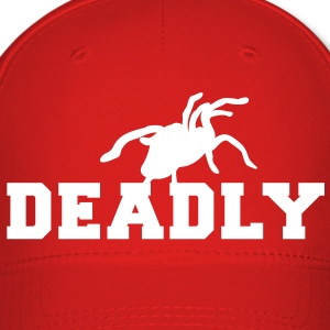 deadly tarantula spider Caps - Baseball Cap