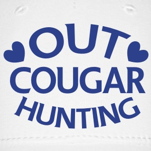 OUT COUGAR HUNTING Caps - Baseball Cap