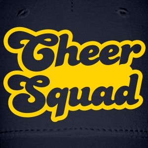 cheer squad cheerleader design Caps - Baseball Cap