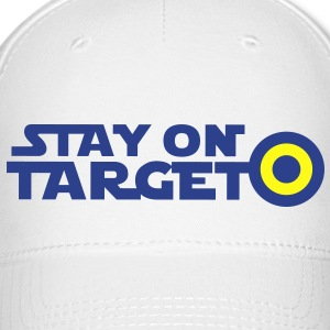 STAY ON TARGET star centre awesome! Caps - Baseball Cap