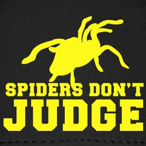 SPIDERS don't judge  Caps - Baseball Cap