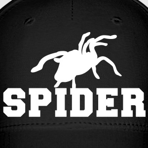 SPIDER tarantula rearing scary! creepy good for Halloween! Caps - Baseball Cap