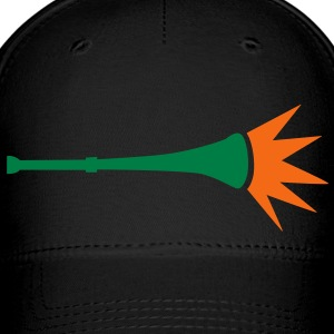 soccer world cup vuvuzela horn loud with sound  Caps - Baseball Cap