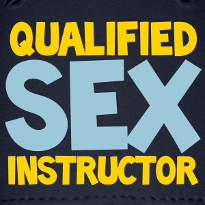 QUALIFIED SEX INSTRUCTOR Caps - Baseball Cap