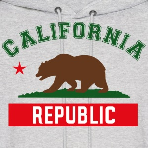 California Republic - Men's Hoodie