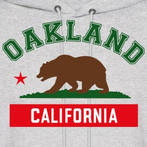 California Oakland - Men's Hoodie