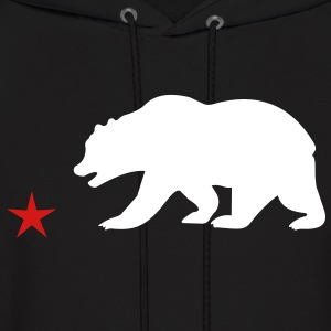 California BEAR - Men's Hoodie