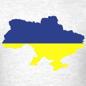Ukraine T-Shirts - Men's T-Shirt