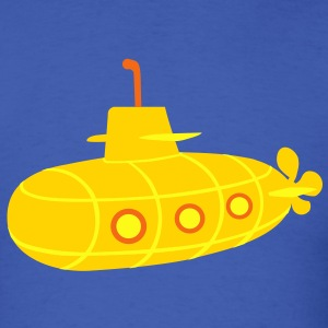 Submarine T-Shirts - Men's T-Shirt
