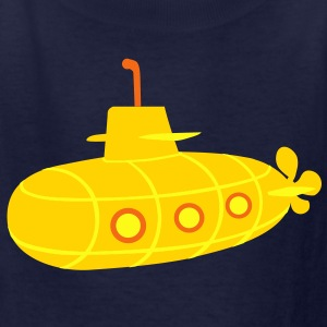 Submarine Kids' Shirts - Kids' T-Shirt