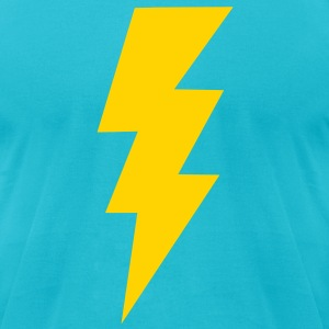 Flash T-Shirts - Men's T-Shirt by American Apparel