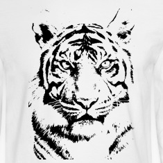 tiger Long Sleeve Shirts