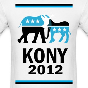 Kony 2012 T-Shirts - Men's T-Shirt